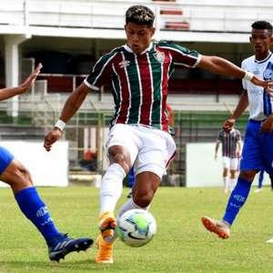 Fluminense vence o Confiança-SE no jogo de ida das ...