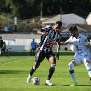 Diego Cardoso ganha sequência como titular no Operário: ...