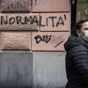 Itália tem mais 20.709 casos e 684 mortes em 24h