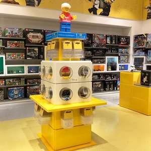 Com investimento em expansão, LEGO® adere a modelos de ...