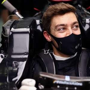 Russell na Mercedes: uma ameaça a Bottas e Hamilton