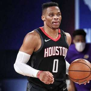 Na NBA, Rockets e Wizards anunciam troca de Westbrook por John Wall; há 48 atletas com covid