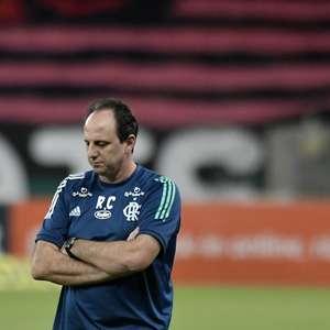 Fla avalia trabalho de Rogério Ceni como desastroso