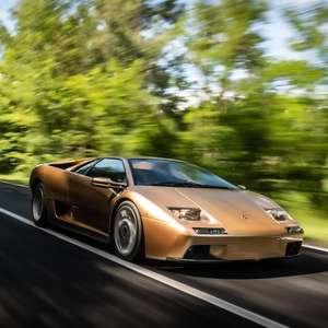 Lamborghini celebra 30º aniversário do icônico Diablo