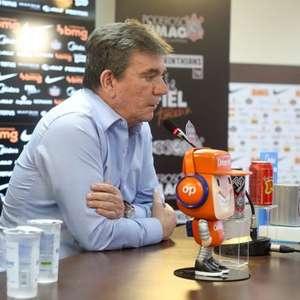 Andrés Sanchez volta a criticar arbitragem: 'Vergonha'