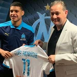 'Não será o jogador que a gente imaginava', afirma treinador do Olympique sobre Luís Henrique