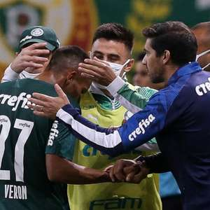 Gabriel Veron enaltece Abel Ferreira e comemora ...