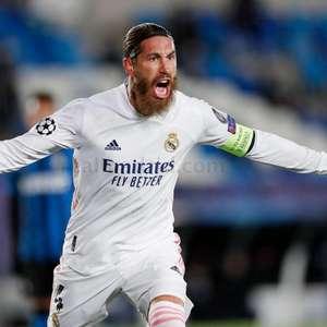 Sergio Ramos puxa a palavra e motiva o Real para a Champions