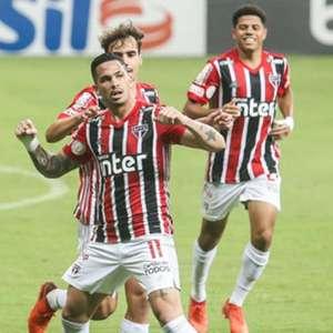 Com força máxima, São Paulo busca vencer o Goiás para ser líder