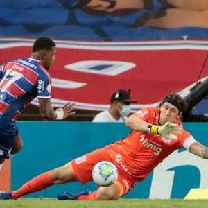 Apesar do empate, Felipe Alves acredita que Fortaleza ...