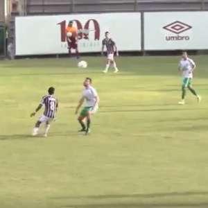 Em jogo acirrado, Fluminense empata com a Chape no ...
