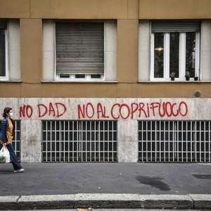 Vacinação anti-Covid na Itália será concluída no 2º semestre