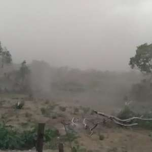 As assustadoras tempestades de cinzas que põem em risco ...
