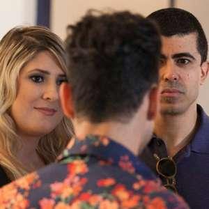 Dani Calabresa se pronuncia sobre acusação assédio de Melhem
