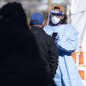 EUA batem novo recorde de casos de coronavírus em 24h
