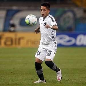 Lecaros treina, é relacionado e vira opção do Botafogo ...