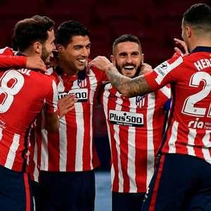 Tentando assumir a liderança da La Liga, Atlético de ...