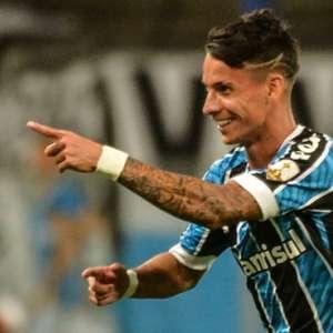 Grêmio despacha Guaraní e vai às quartas da Libertadores
