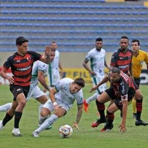 Guarani faz pressão intensa e marca na reta final diante ...