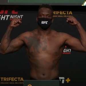 Ovince St-Preux falha na balança durante pesagem do UFC ...