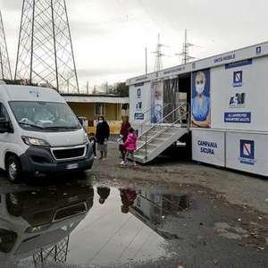 Após recorde, Itália tem mais 814 mortes por Covid em 24h