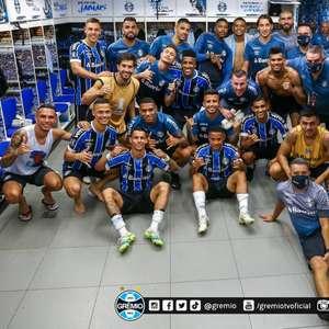 Rival de Santos e São Paulo, Grêmio chega a 15 partidas ...