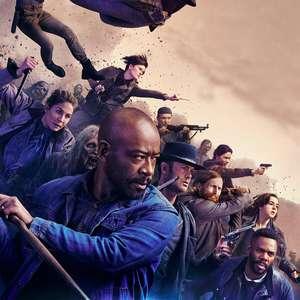 Fear the Walking Dead é renovada para 7ª temporada