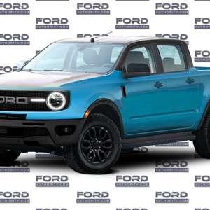Picape Ford Maverick vem aí para infernizar a Fiat Toro