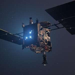 'Bola de fogo': cápsula com amostra de asteroide lançada ...