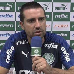 Auxiliar do Palmeiras valoriza empate e elogia Emerson ...