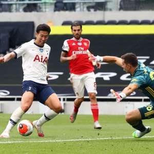Tottenham e Arsenal realizam primeiro clássico da temporada