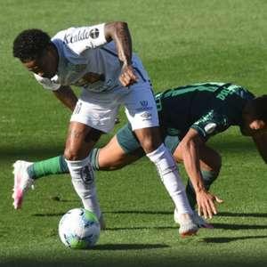Santos x Palmeiras: prováveis escalações, desfalques e ...