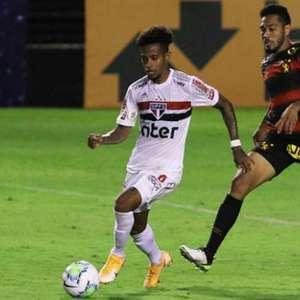 São Paulo x Sport: prováveis escalações, desfalques e ...