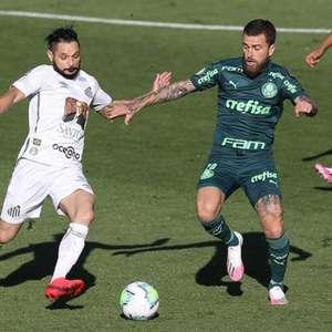 Em alta, Lucas Lima reencontra Santos na Vila Belmiro ...
