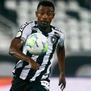 Kalou lamenta chances perdidas pelo Botafogo e confia em ...
