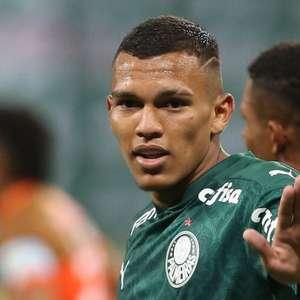 'Precoce', Gabriel Veron completa um ano do primeiro gol ...