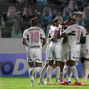 Após 'tour' fora, São Paulo inicia sequência de jogos na ...