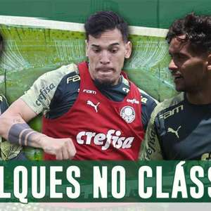 Boletim do Palmeiras: Gómez, Scarpa e Rony fora do ...