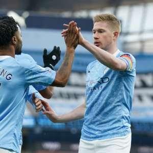 Manchester City domina e vence Fulham em grande dia de ...