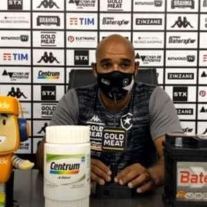 Felipe Lucena admite cenário complicado para Botafogo no ...