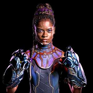 Letitia Wright assume postura anti-vacina, espalha fake ...
