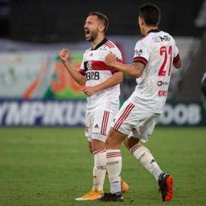 VÍDEO: Veja o gol que garantiu a vitória do Flamengo no ...