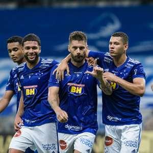 Cruzeiro goleia o Brasil de Pelotas e ainda sonha com acesso