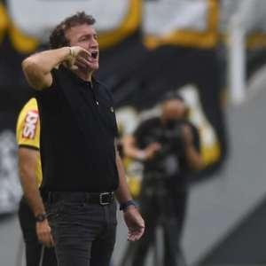 Cuca avalia Santos melhor contra o Palmeiras e reclama ...
