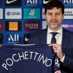 Mauricio Pochettino é anunciado oficialmente pelo PSG