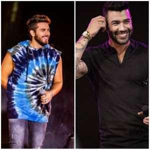 Gustavo Mioto e Gusttavo Lima no topo das rádios em 2020