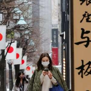Japão detecta variantes em 4 pessoas que vieram do Brasil