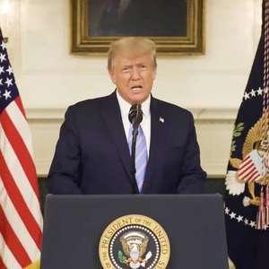 Trump diz que não vai à cerimônia de posse de Joe Biden
