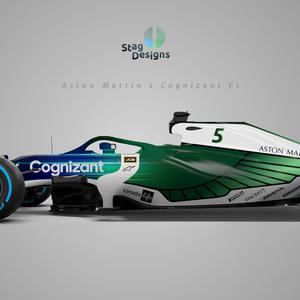 Conheça a Cognizant, nova parceira da Aston Martin na F1