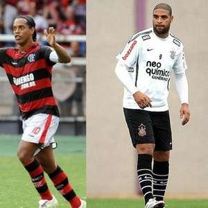Veja reforços que chegaram há uma década no futebol brasileiro